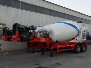 cement mixer trailer for sale