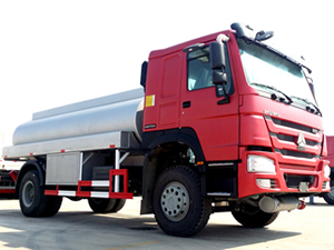 fuel transport truck for sale