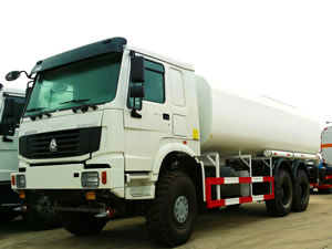 water tank truck for sale