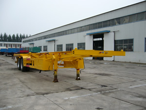 20 ft container chassis for sale