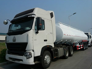 oil tanker trailers for sale