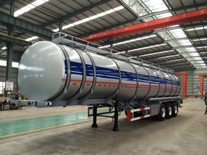 crude oil tanker trailers for sale