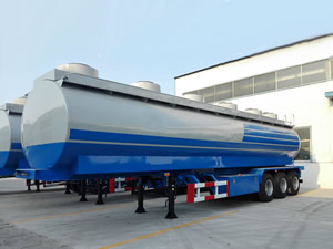 fuel oil tank trailer for sale