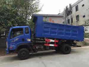 light duty dump trucks for sale