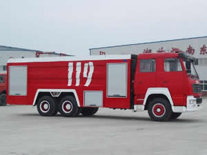 firefighting truck china