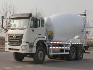 concrete mixer truck china