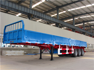 flatbed semi trailer for sale