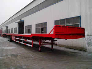 flatbed semi trailers for sale