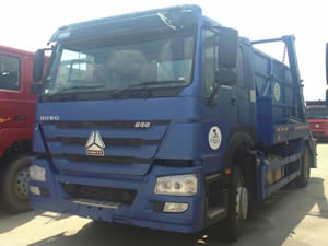 12 CBM Arm Type Garbage Truck