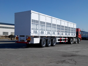 livestock transport trailers