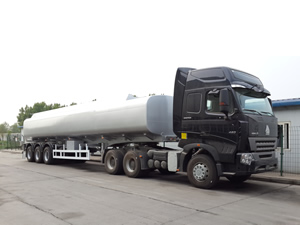 stainless steel tanker trailers for sale