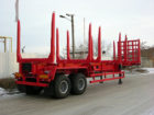 timber semi trailers for sale