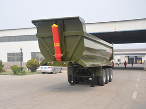 dump semi trailers for sale