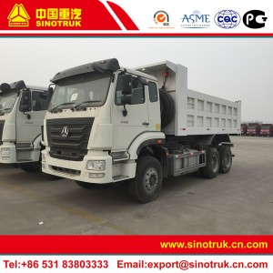 hohan trucks china