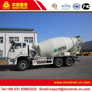 cement mixer truck china