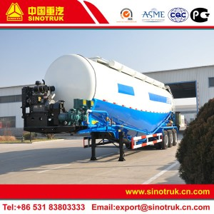 pneumatic dry bulk tank trailers for sale