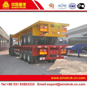 container chassis trailer for sale