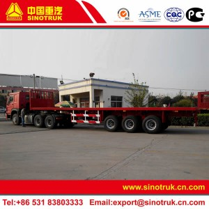 high deck semi trailers for sale