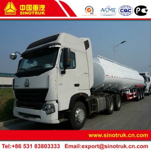 fuel tank trailer manufacturers