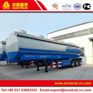 oil tank trailers for sale