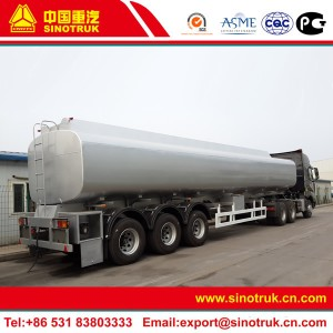 stainless steel tank trailer manufacturers