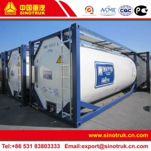 iso tank container manufacturers china