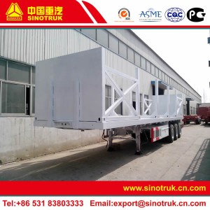 chinese semi trailer manufacturers