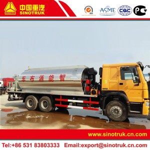 bitumen distributor truck for sale