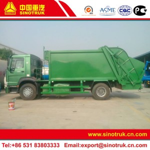 waste trucks for sale