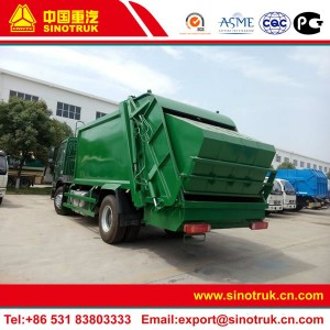 waste collection vehicles for sale
