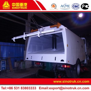 street sweeper trucks for sale