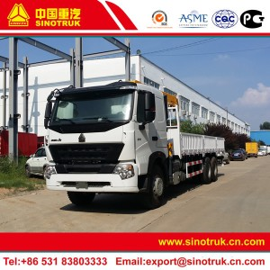 truck mounted cranes for sale