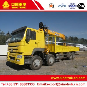truck loader crane for sale