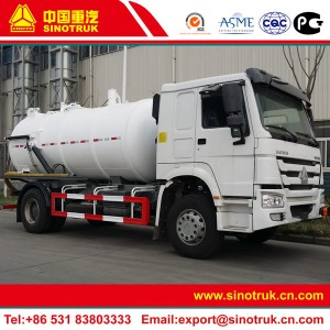 septic vacuum trucks for sale