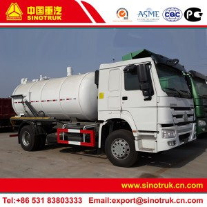 septic vacuum truck for sale