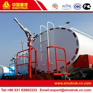 water tank trucks for sale